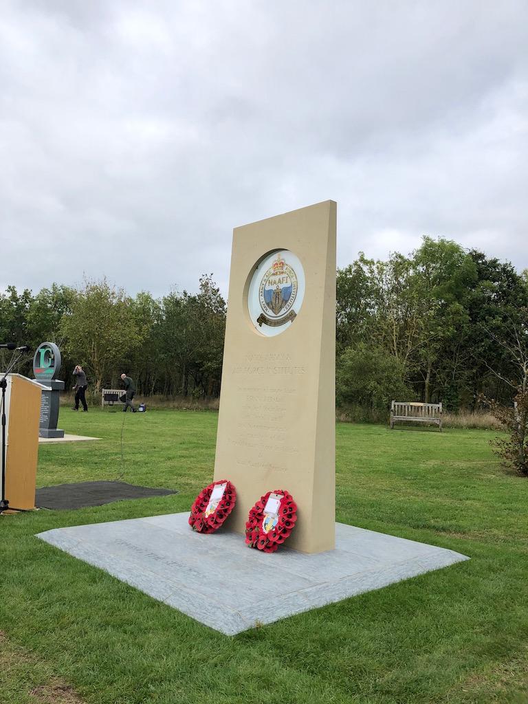 naafi memorial